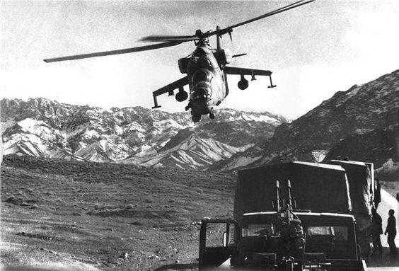 mi-24 helicóptero