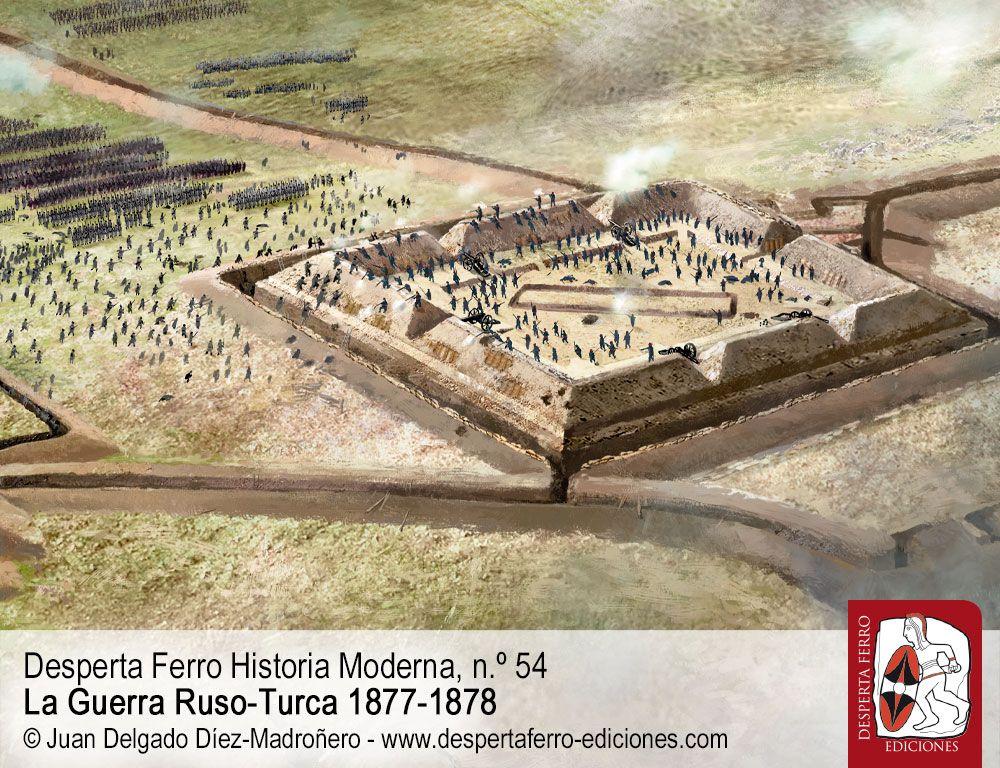 El asedio de Plevna por Ömer Turan (Middle East Technical University) guerra ruso-turca